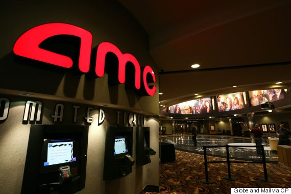 cellphones in movie theatres may soon be allowed by amc