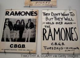 Une exposition célèbre les liens entre les Ramones et le quartier Queens