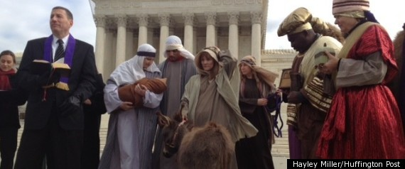 SCOTUS NATIVITY