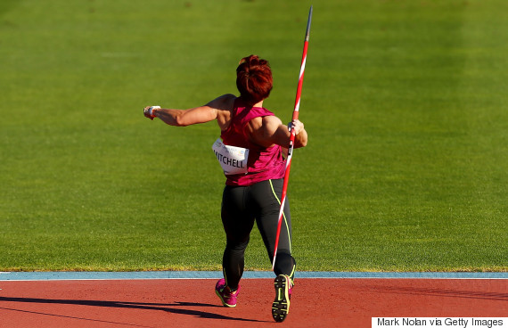 kathryn mitchell javelin
