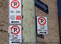 La Ville de Montréal veut moderniser sa politique de stationnement