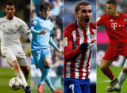 City-Real Madrid y Atlético-Bayern, en semis de Champions