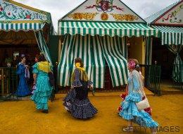 Un vistazo a la Feria de Abril en 15 imágenes
