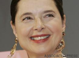 Isabella Rosselini a reçu un doctorat honoris causa à l'UQAM