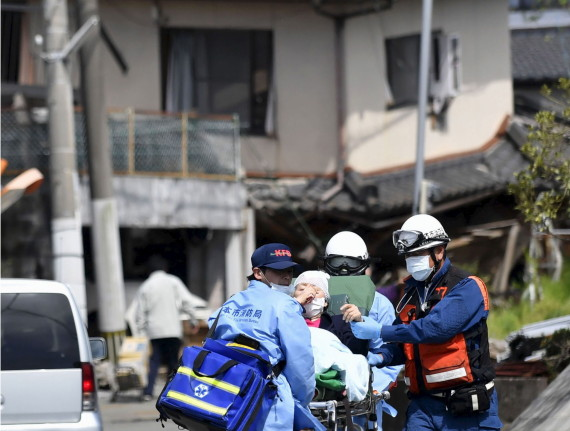 mashiki japan earthquake
