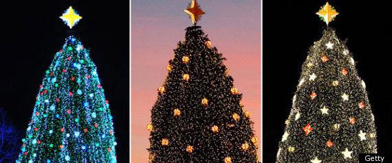NATIONAL CHRISTMAS TREE LIGHTING 2011