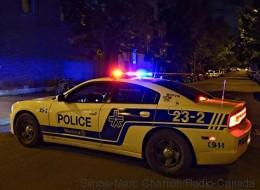 Attaque aux feux d'artifices contre des policiers dans Hochelaga-Maisonneuve (VIDÉO)