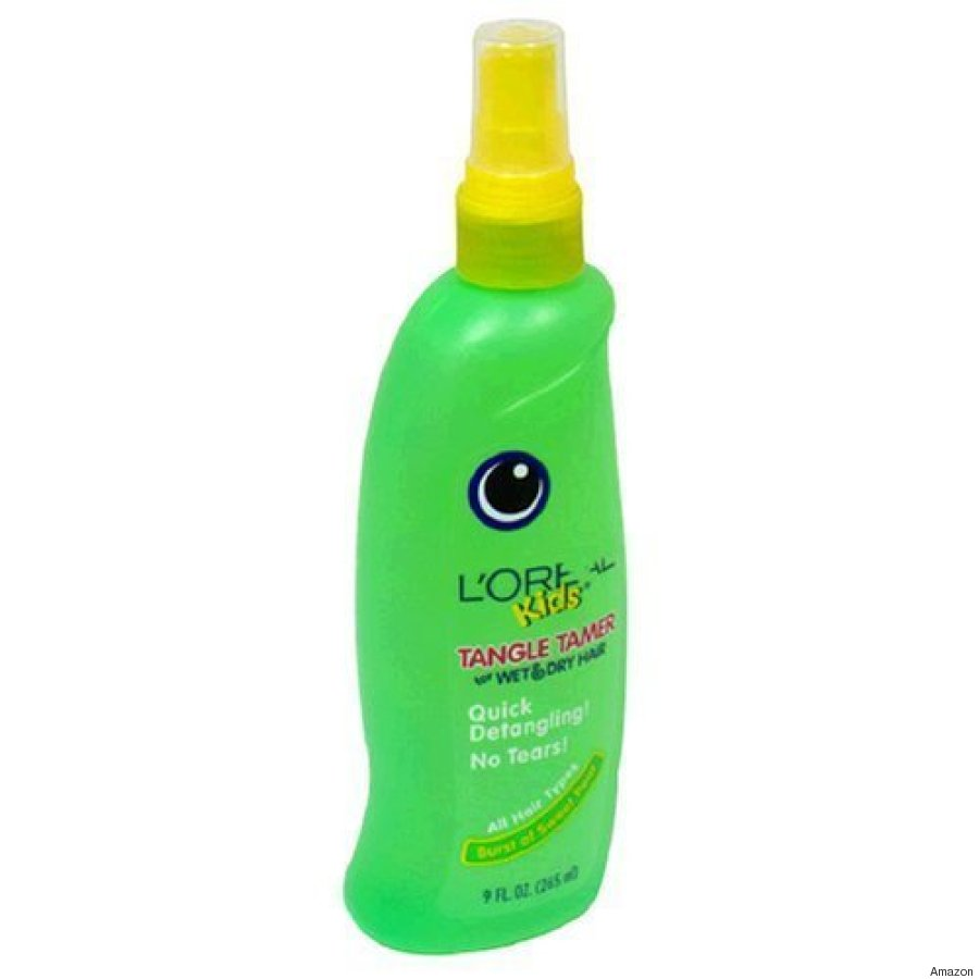 loreal detangler spray
