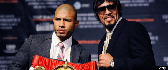 Miguel Cotto Antonio Margarito