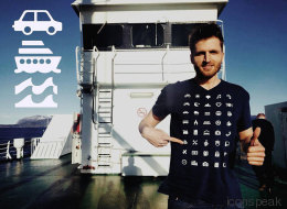 Le parfait T-shirt pour voyager