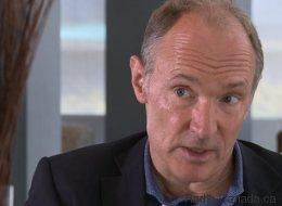 Tim Berners-Lee, le père du web, se méfie des géants d'Internet (VIDÉO)