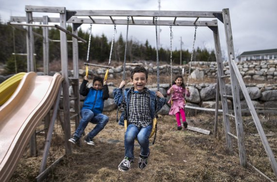 syrian refugees queensland nova scotia