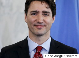 Trudeau Took 44 People With Him To Washington