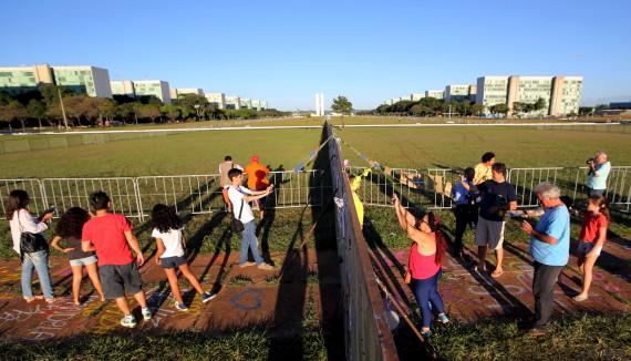 mur brasilia
