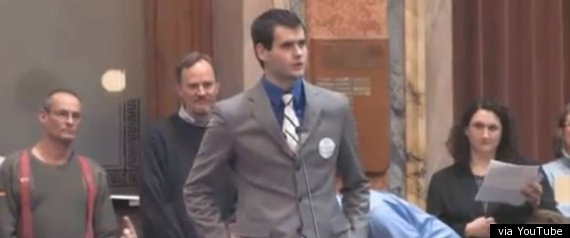 pro gay speech An iowa student's profound pro-gay parenting, pro-marriage equality speech has gone viral -- for the second time -- 11 months after it first exploded on.