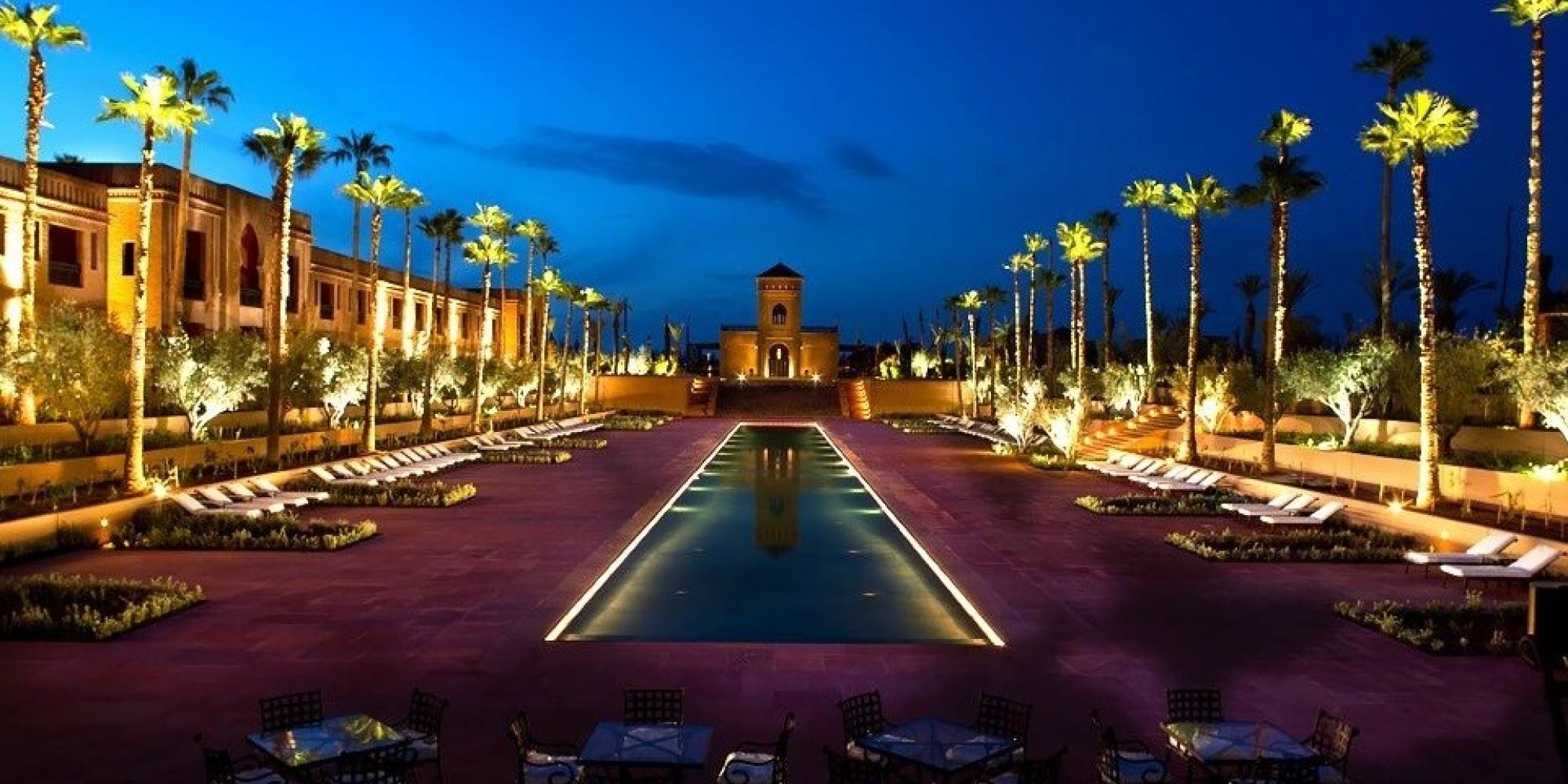 marrakech quatri me destination touristique la plus ch re au monde. Black Bedroom Furniture Sets. Home Design Ideas