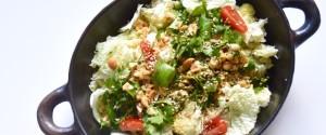 Salade Chou Chinois Sesame Coriandre