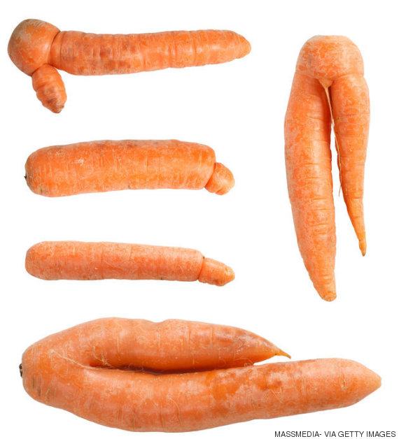 zanahorias reales