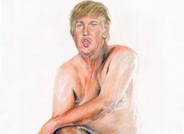 L'artiste qui a peint Trump avec un micropénis menacée de procès