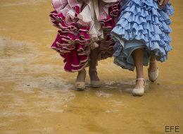 Seis formas de arte que exhibe la Feria de Abril (hasta con lluvia)