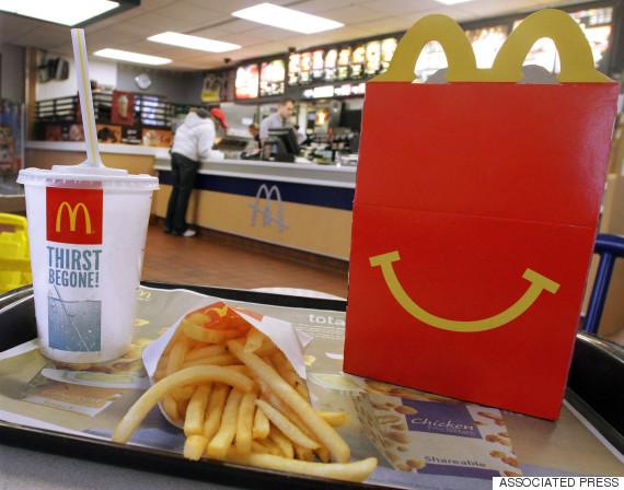 mcdonalds meals