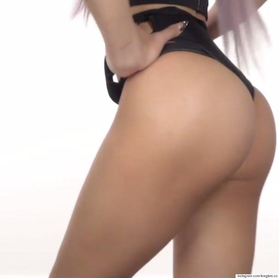 butt contouring