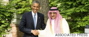 OBAMA SAUDI ARABIA