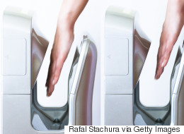 Those Speedy Jet Hand Dryers Have A Downside
