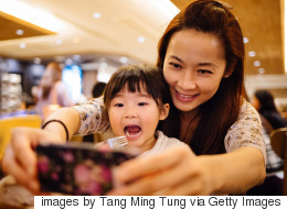 Are Parents Training Their Kids to 'Pose and Post'?