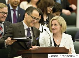 No Sales Tax For Alberta: Finance Minister