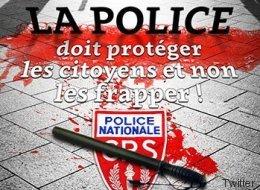 Cette affiche de la CGT est très mal passée auprès de la police