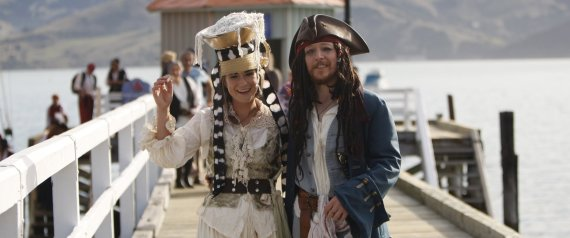 PASTAFARIAN WEDDING TAKES PLACE IN NEW ZEALAND
