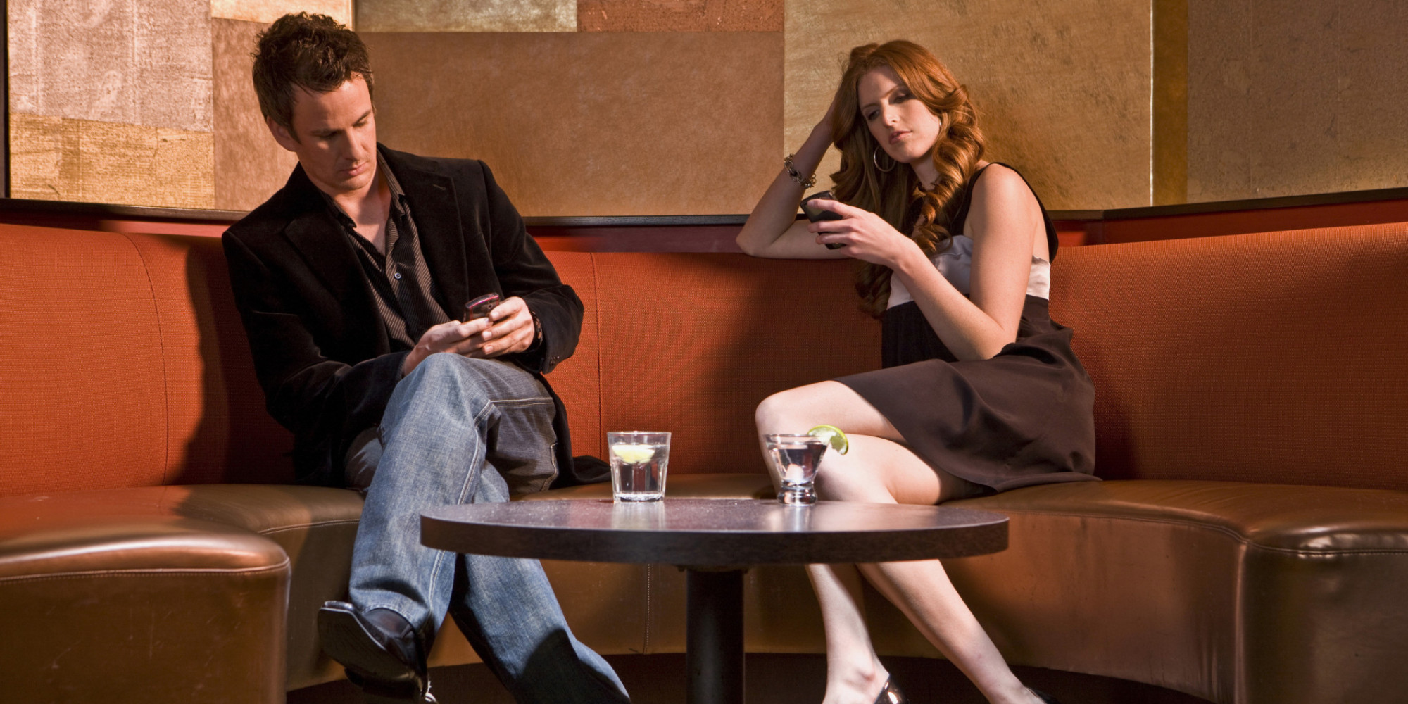 Are people addicted to dating apps and social media