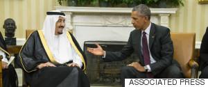 PRESIDENT OBAMA SAUDI ARABIA