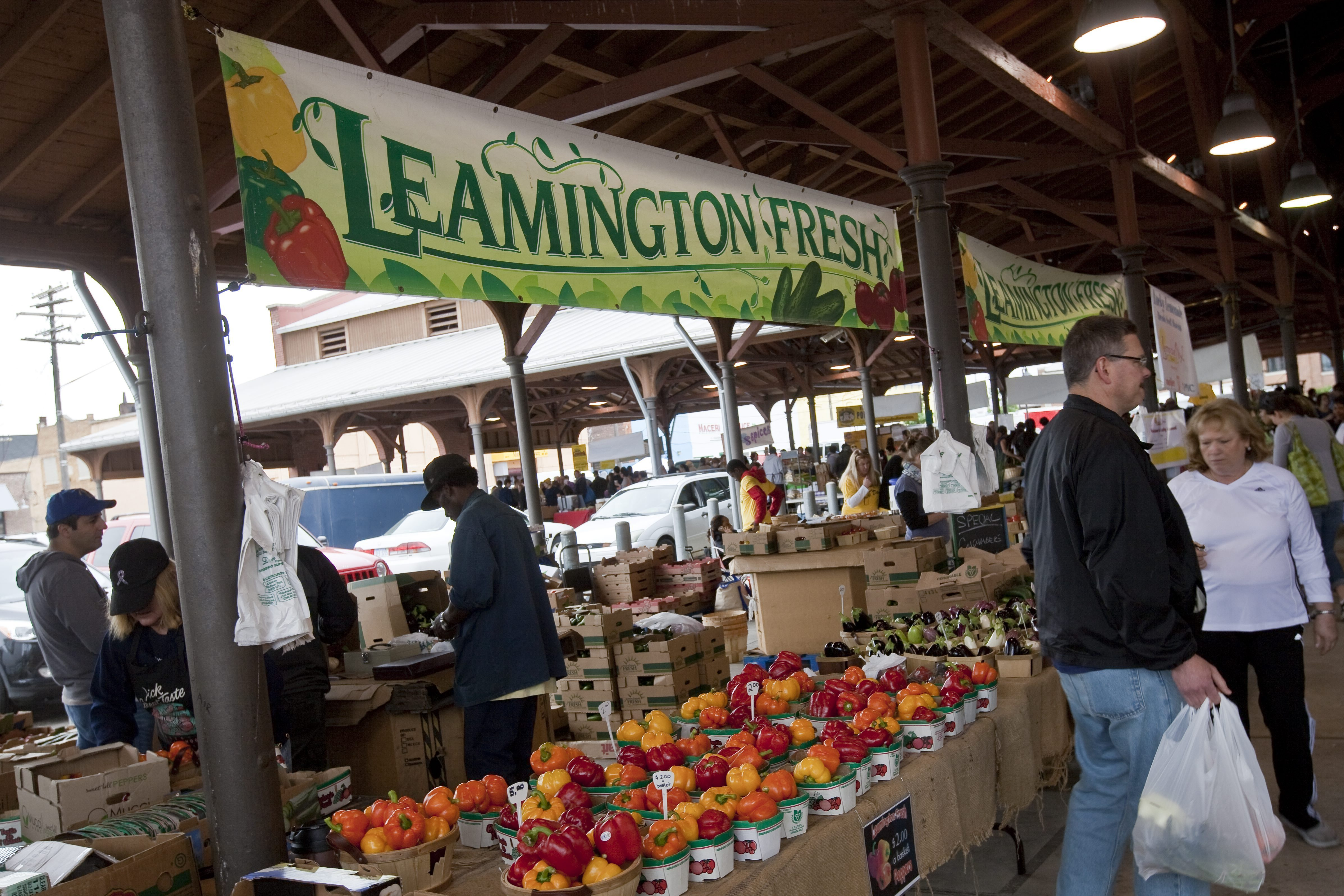 leamington produce
