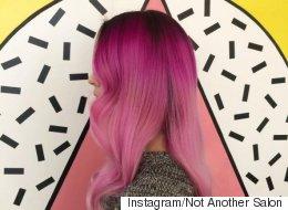 Cheveux: voici comment porter des colorations excentriques au travail (PHOTOS)