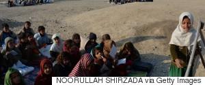 GIRL SCHOOL AFGHANISTAN