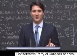 Tories Use Viral Trudeau Video In Attack Ad