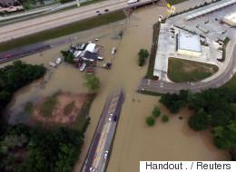 Au moins sept morts dans les inondations au Texas