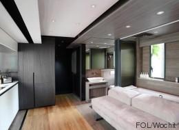 Diese Wohnung ist kleiner als 6 Quadratmeter – doch drinnen wartet der pure Luxus