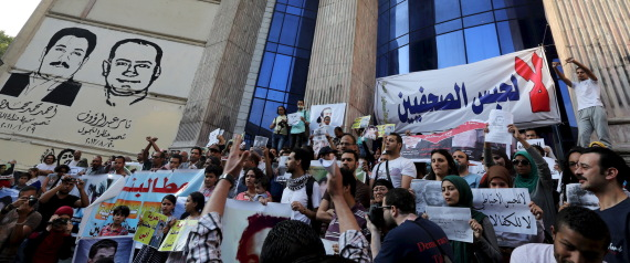 FREEDOM OF THE PRESS IN EGYPT