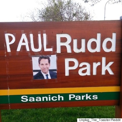 paul rudd park