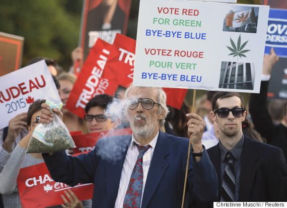 marijuana montreal