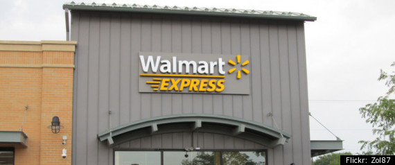 Walmart Chicago Express