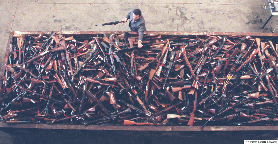 Australia S Landmark Gun Reforms The Aftermath Of The Port Arthur Massacre