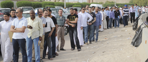 EGYPTIAN CITIZENS IN KUWAIT