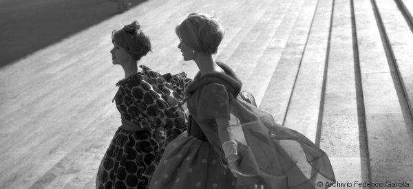 Velocità e silhouette, gonne corte e arte cinetica. Gli anni Sessanta con Grazia Varisco e Maria Luisa Frisa