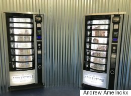 Get Your Locally Sourced, Sustainably Raised Meats -- At A Vending Machine!