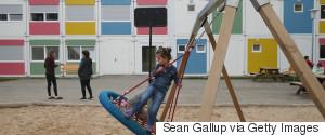 REFUGEE CHILDREN GERMANY