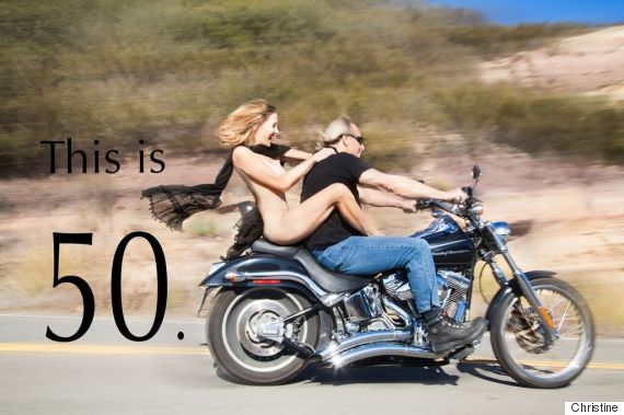 naked women riding harley pics